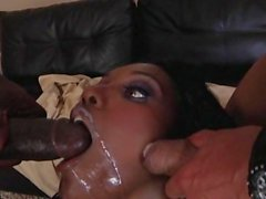 Whore Nyomi Banxxx likes the creamy blast she gets after a good hard fuck