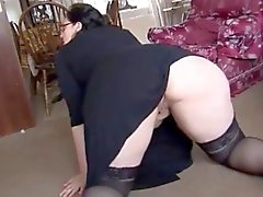 Hot BBW Mature hot ass and pussy