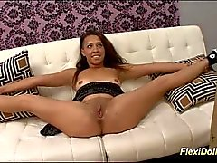 sophia torres as real flexi doll